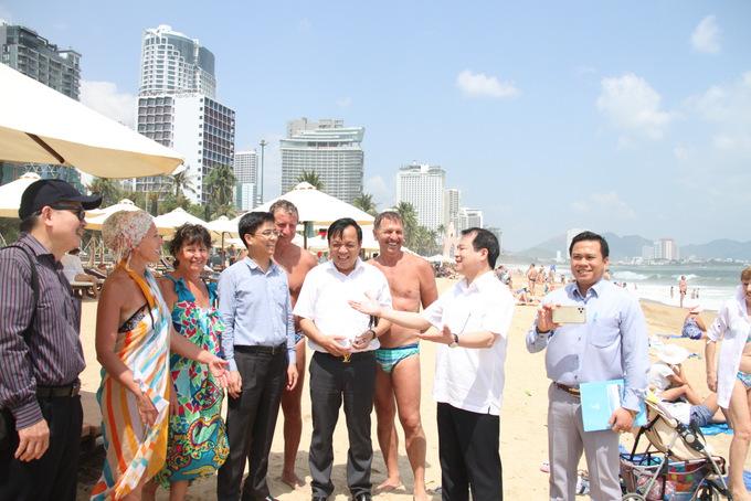 Phó Tổng cục trưởng Hà Văn Siêu đề nghị Khánh Hòa khẩn trương xây dựng kế hoạch phục hồi du lịch