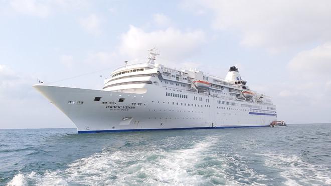 Phú Quốc đón tàu du lịch quốc tế Nhật Bản