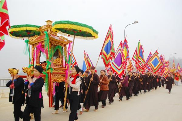 Văn Bàn gìn giữ và phát huy bản sắc văn hóa