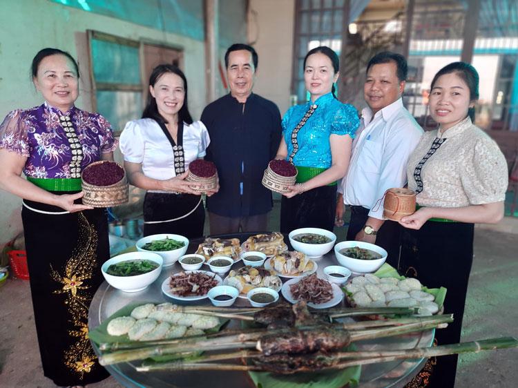 Đặc sắc ẩm thực Thái và Tày ở huyện Đức Trọng