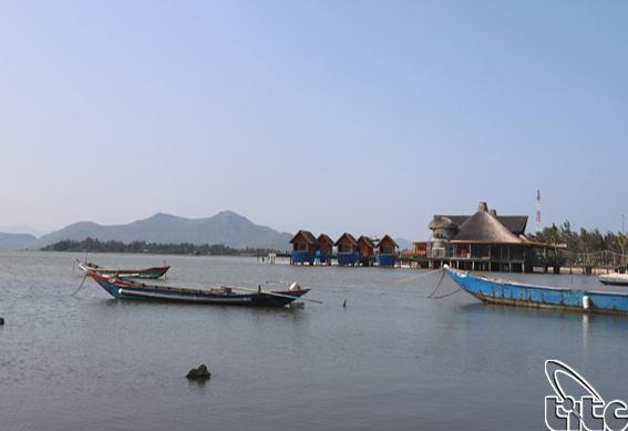 Vẻ đẹp Đầm Lập An - Thừa Thiên Huế