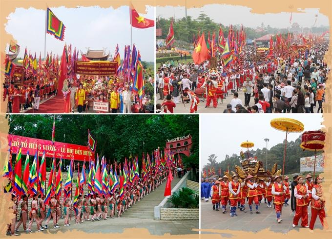 Giỗ tổ Hùng Vương năm 2020 được tổ chức theo quy mô cấp quốc gia