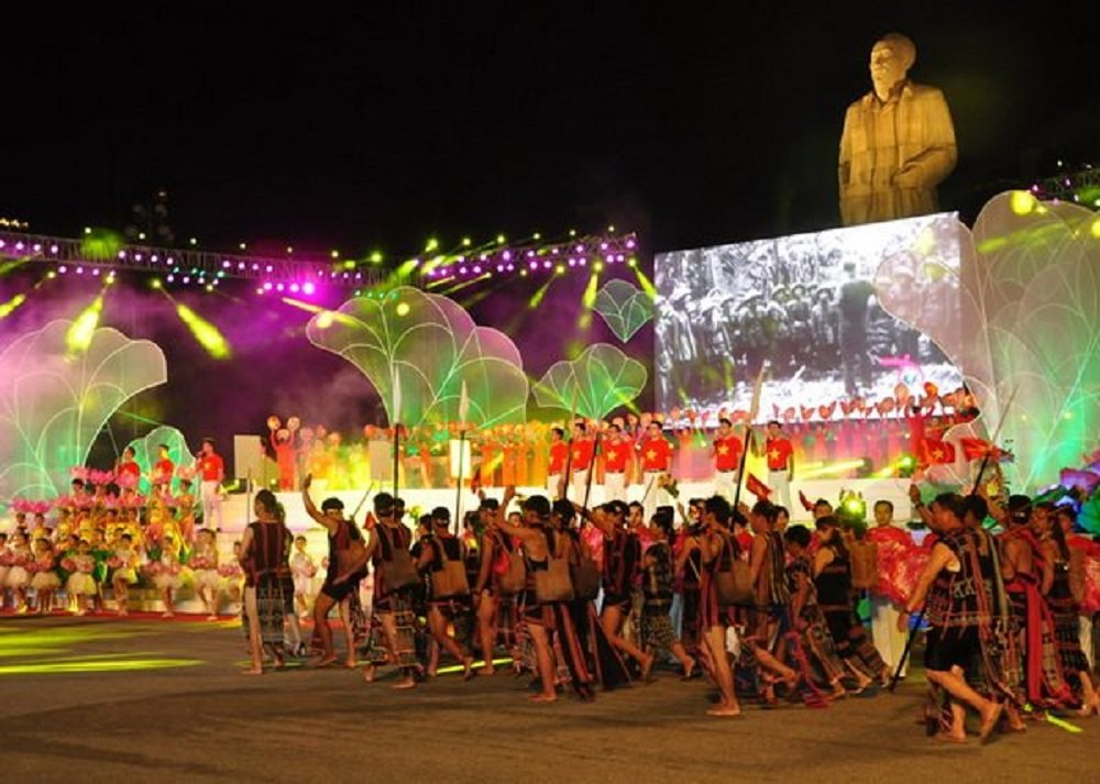 Nghệ An: Lễ hội Làng Sen 2020 dự kiến sẽ tổ chức trong 05 ngày
