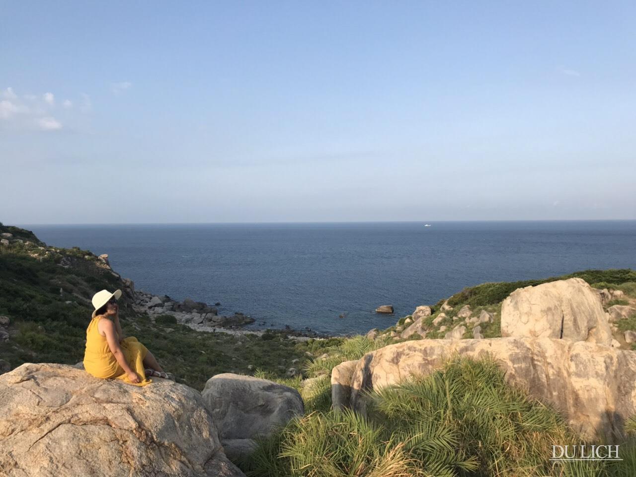 Khám phá đảo Bình Hưng (Khánh Hòa) hoang sơ