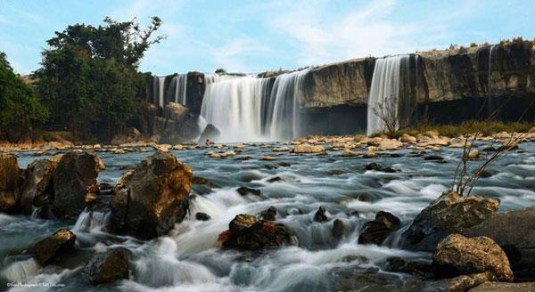 Đ'ray Sap – Điểm du lịch kỳ thú của Đắk Nông