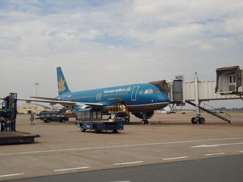 Giảm giá dịch vụ cho các hãng bay