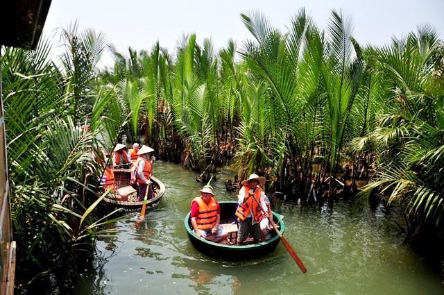 Rừng dừa Bảy Mẫu tạm dừng đón khách tham quan từ ngày 12/3
