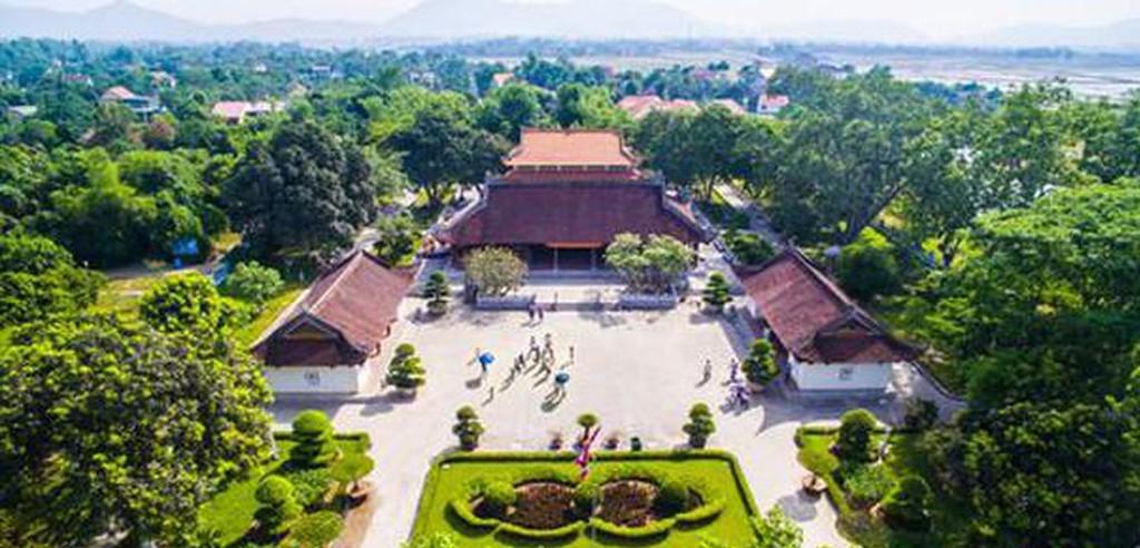 Nghệ An: 111 tỷ đồng xây dựng Nhà tưởng niệm Chủ tịch Hồ Chí Minh