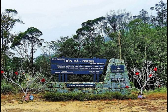 Khánh Hòa: Nghiên cứu phát triển du lịch tại Hòn Bà