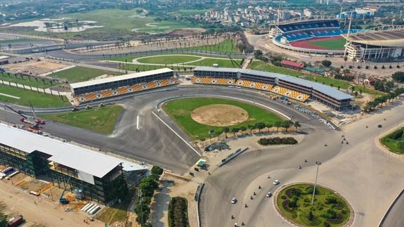 Hoãn chặng đua Formula 1 Vinfast Vietnam Grand Prix 2020