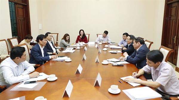 Bộ trưởng Bộ Văn hóa Thể thao và Du lịch Nguyễn Ngọc Thiện: Quảng Trị cần nỗ lực hơn nữa khai thác tiềm năng phát triển văn hóa, thể thao và du lịch