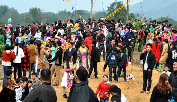 Hà Giang hướng đến mục tiêu năm 2020 đón 1,5 triệu lượt khách du lịch