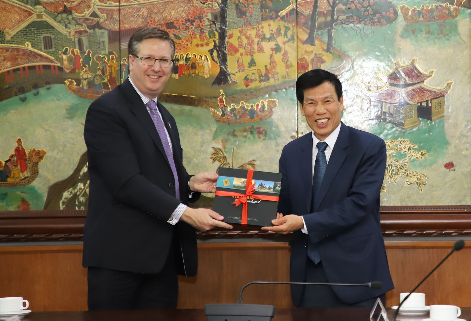Chủ tịch Hội đồng Kinh doanh Hoa Kỳ - ASEAN tin tưởng và đánh giá cao hiệu quả công tác phòng chống dịch Covid - 19 của Việt Nam