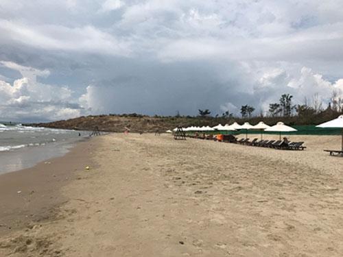 Gành Mũi Né vùng biển đẹp yên tĩnh