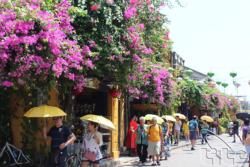 Tạm dừng các hoạt động trong khu phố cổ Hội An (Quảng Nam)