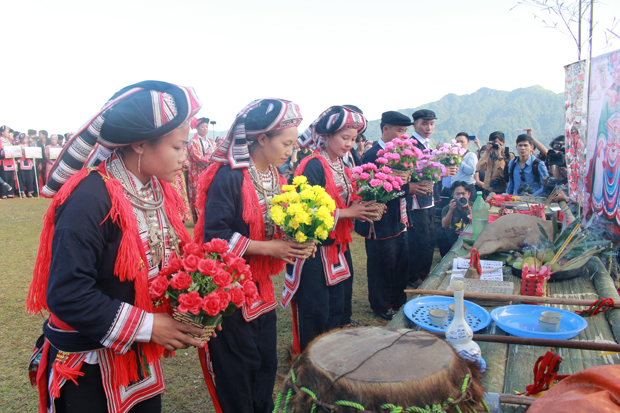 Hoàng Su Phì giữ gìn bản sắc văn hóa các dân tộc
