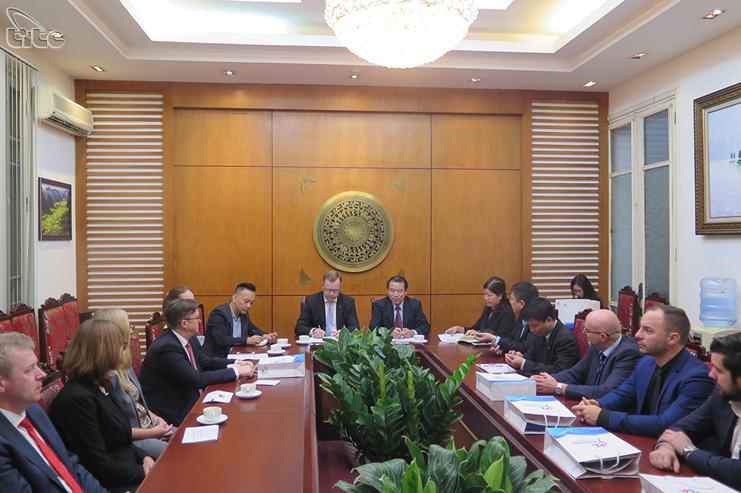 Bang Sachsen - Anhalt (Đức) mong muốn mở rộng hợp tác du lịch với Việt Nam