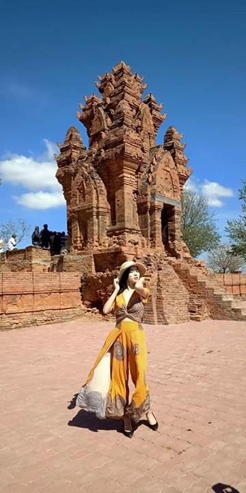 Trải nghiệm tại Ninh Thuận cùng Đoàn làm phim VTV với chương trình S - Việt Nam.