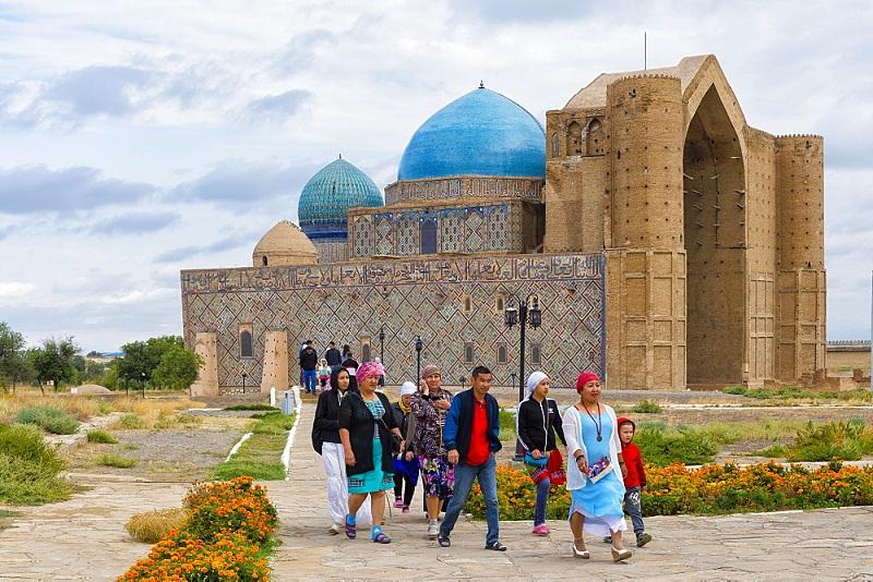 Kazakhstan đề nghị hợp tác quảng bá du lịch