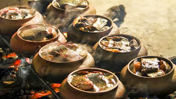 Nhà hàng - Quán ăn ở Hà Nam