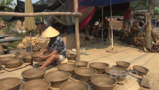 Làng nghề gốm Vân Sơn (Bình Định): Vượt khó giữ nghề truyền thống