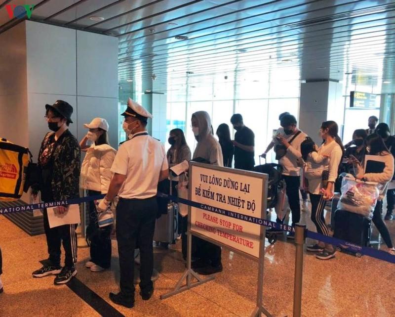 Từ 18/3: Hành khách từ các nước Asean nhập cảnh Việt Nam sẽ phải thực hiện cách ly tập trung 14 ngày