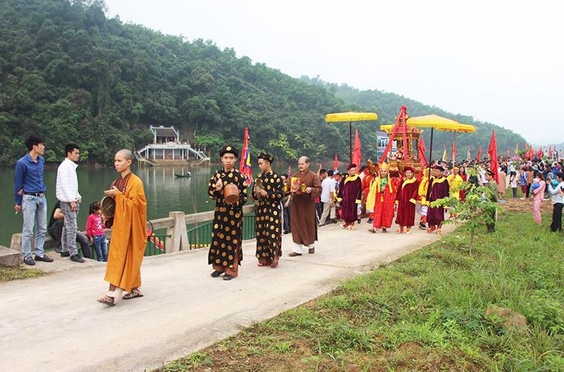 Làng văn hóa dân tộc Dao Sơn Hải