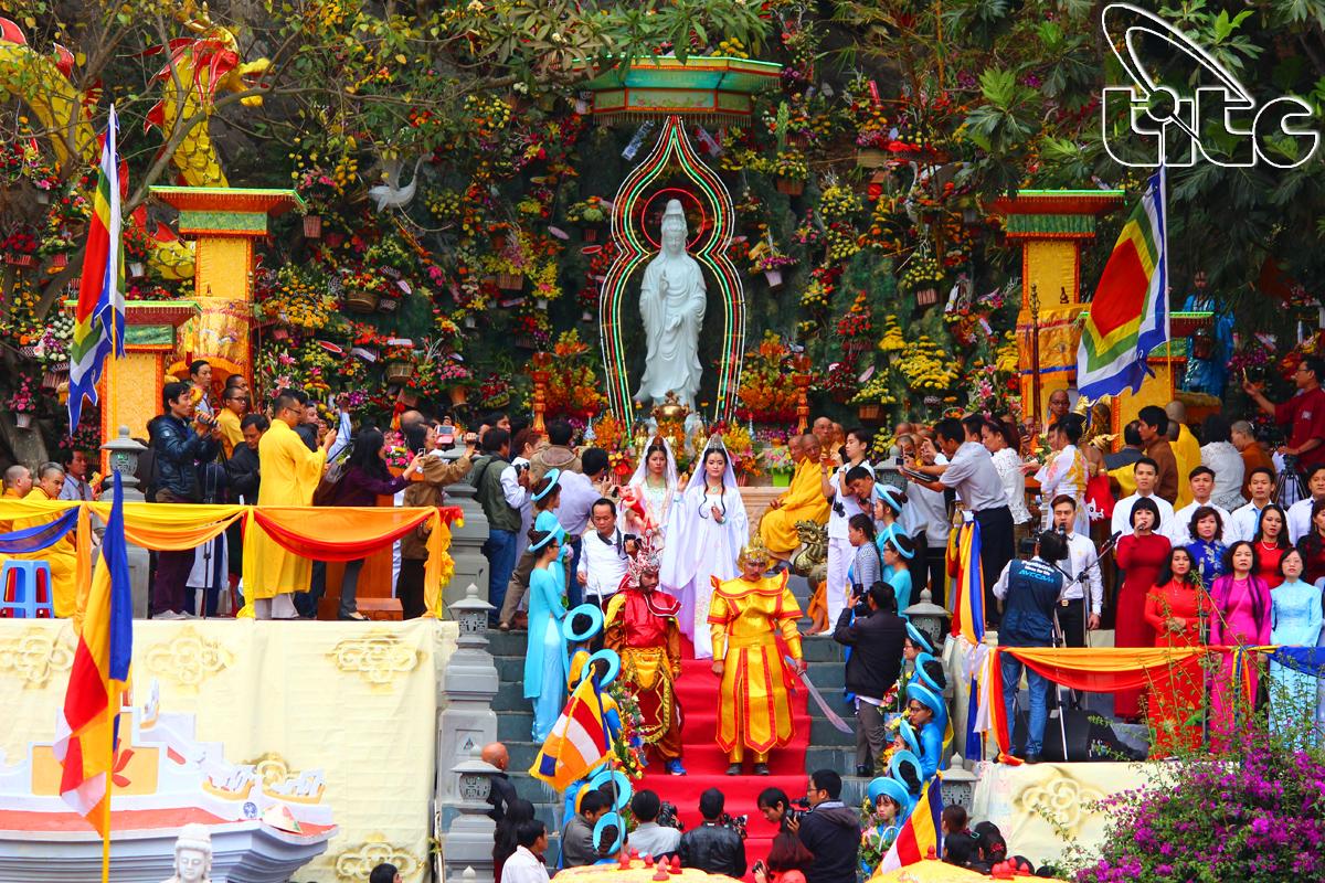 Lễ hội Quán Thế Âm ở Đà Nẵng tạm ngừng tổ chức để phòng, chống dịch COVID-19