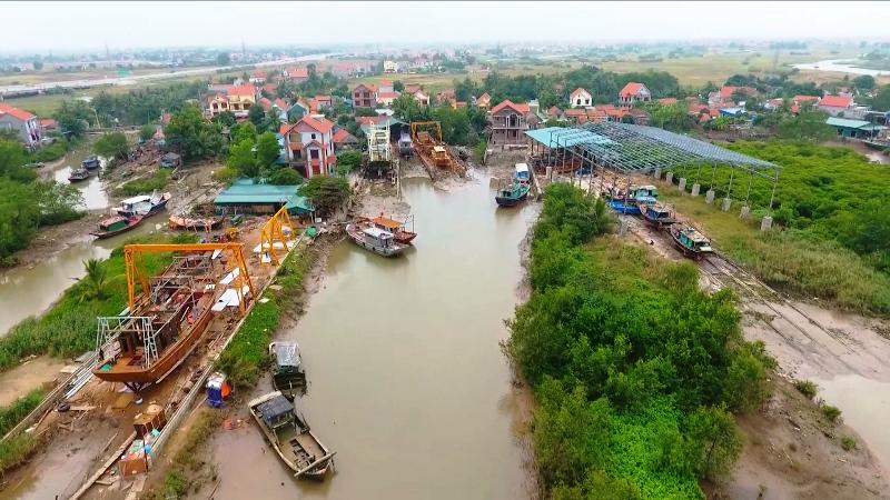 Du lịch làng nghề tại Quảng Yên