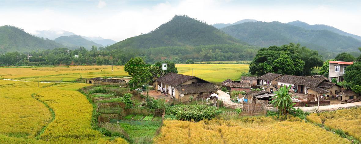 Nét độc đáo các thôn, bản người Tày ở Bình Liêu