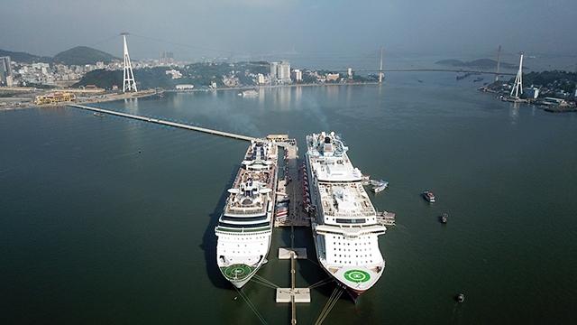 Tạm dừng đón khách tham quan vịnh Hạ Long, Bái Tử Long và các tuyến đảo từ ngày 12/3