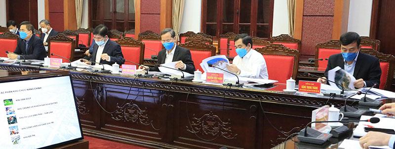 Khu đô thị, du lịch Cồn Vành - Cồn Thủ: Điểm nhấn quan trọng trong Khu kinh tế Thái Bình