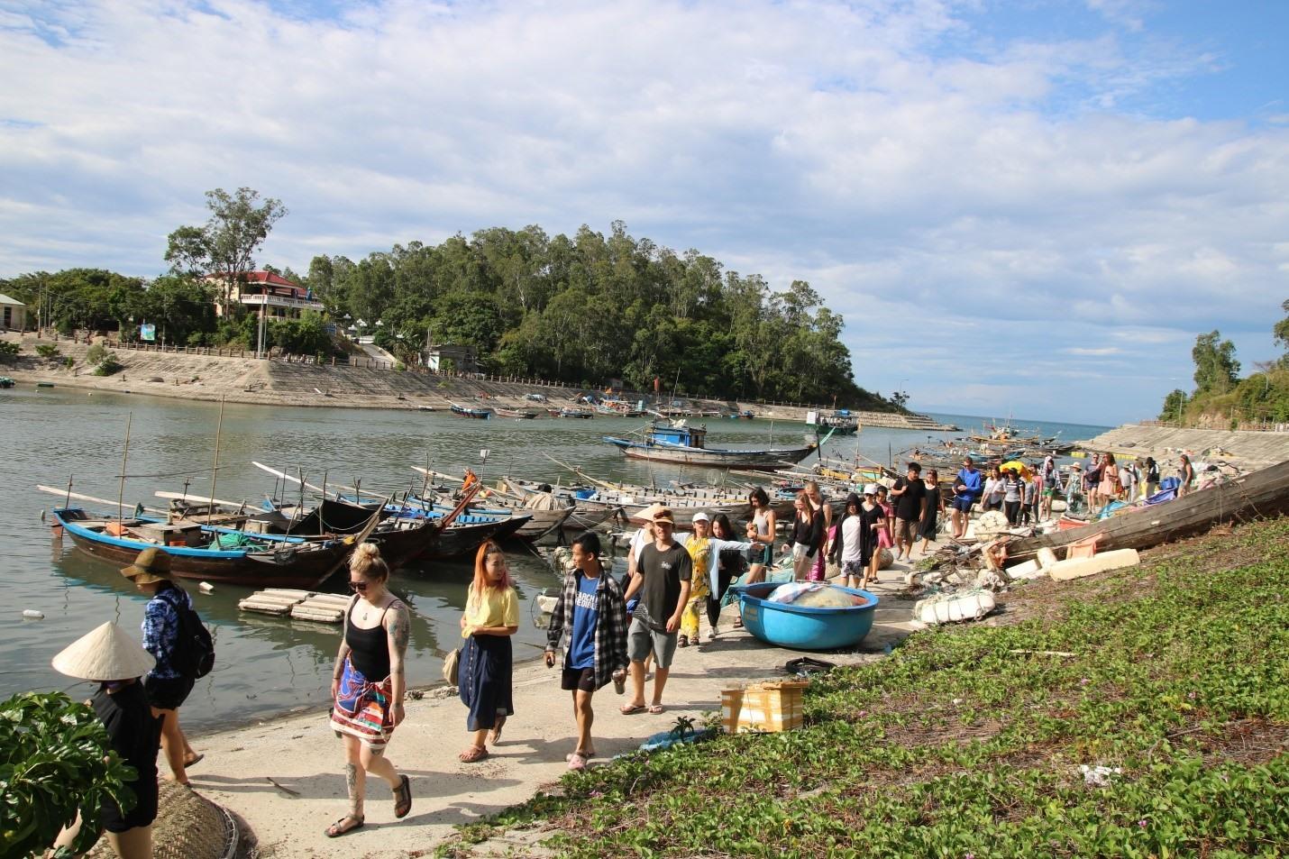 Hướng phát triển bền vững Cù Lao Chàm
