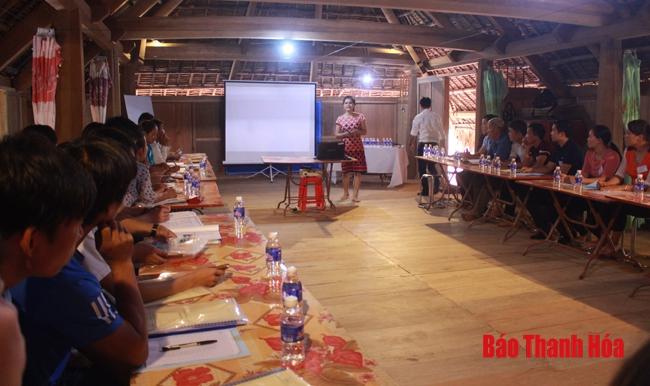 Thanh Hóa: Du lịch cộng đồng lấy người dân là chủ thể