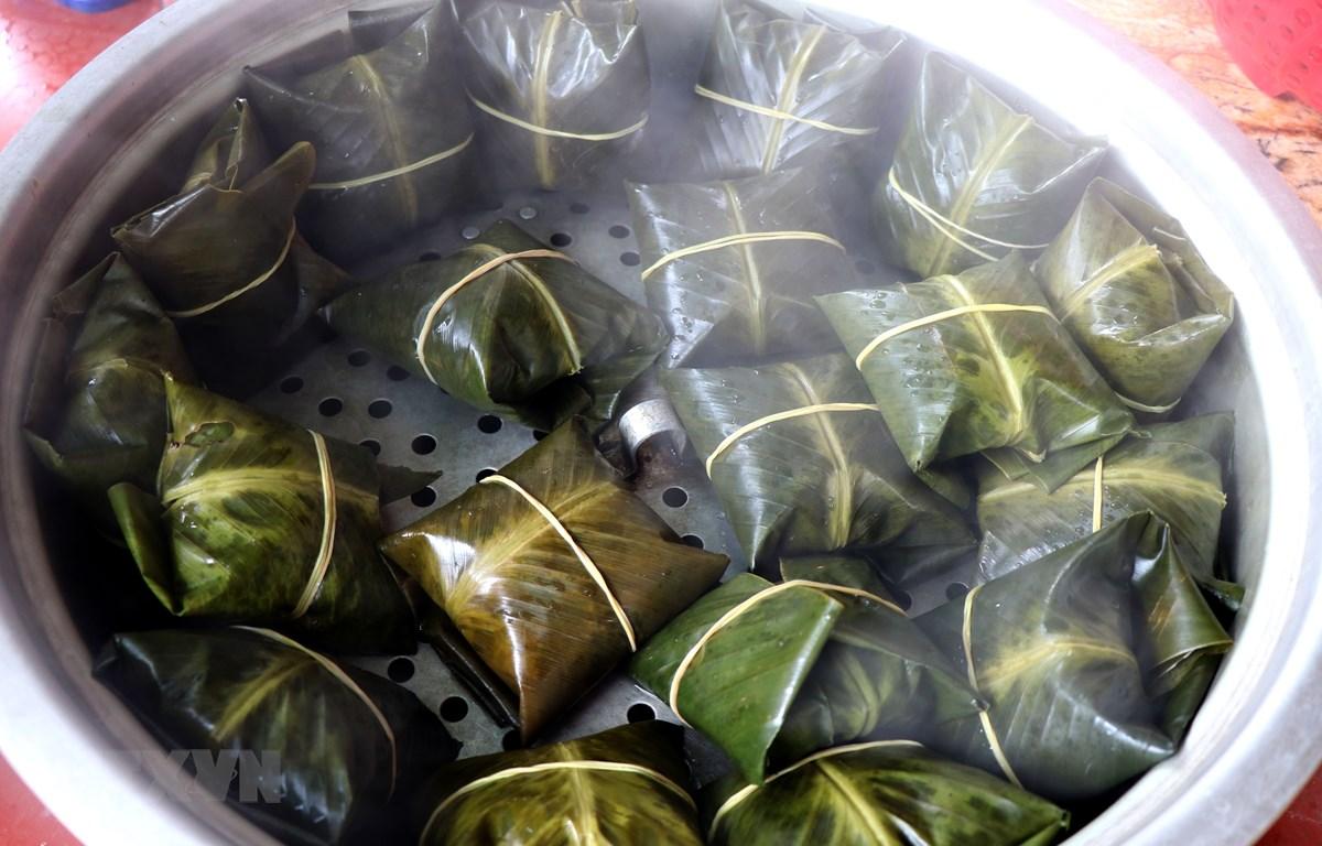 Bánh phu thê Đình Bảng ở vùng quê Bắc Ninh