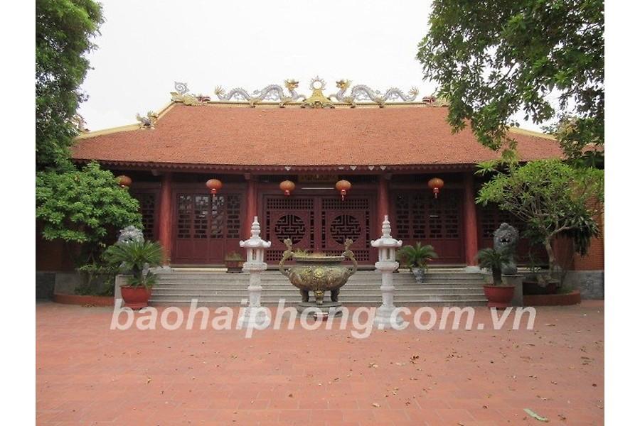 Di tích đình, chùa Xích Thổ