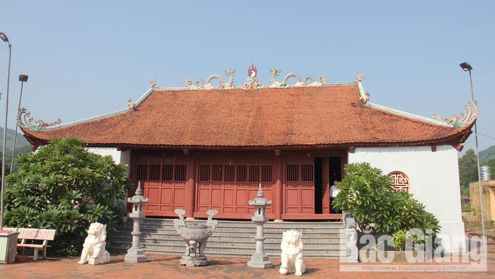 Khám phá ngôi đình cổ ở Bắc Giang
