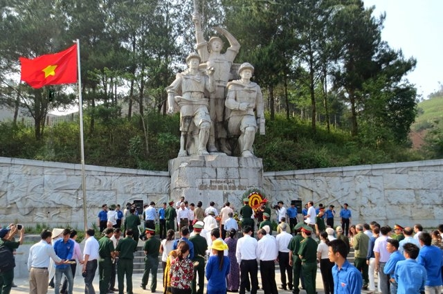 Sơn La quy hoạch, tôn tạo di tích lịch sử Ngã ba Cò Nòi