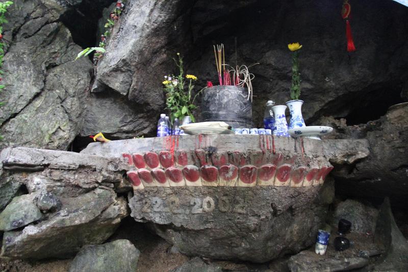 Kỳ bí hang Cát Đùn ở xã Đồng Tâm - Hòa Bình