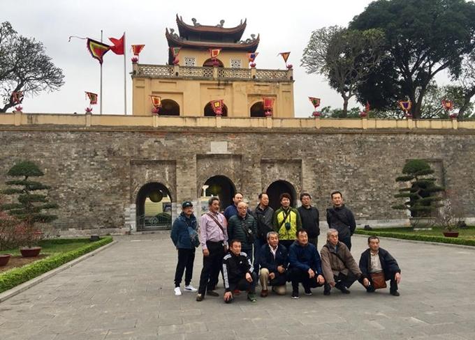 Hợp tác bảo tồn di sản Hoàng thành Thăng Long