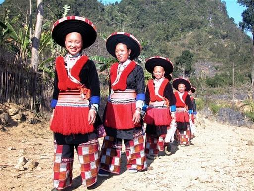 Đặc sắc làn điệu Coóng Dung của người Dao Đỏ ở Cao Bằng