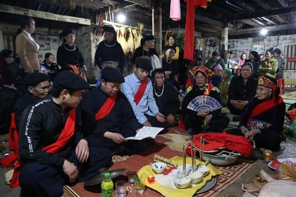 Nghi lễ cấp sắc Tào của người Tày Bảo Lạc (Cao Bằng)