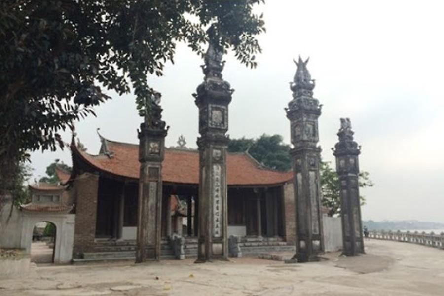 Ngôi đình Chèm cổ nhất Việt Nam