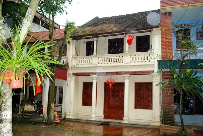 Thăm những ngôi nhà cổ trầm mặc ở phố Đầm (Thanh Hóa)