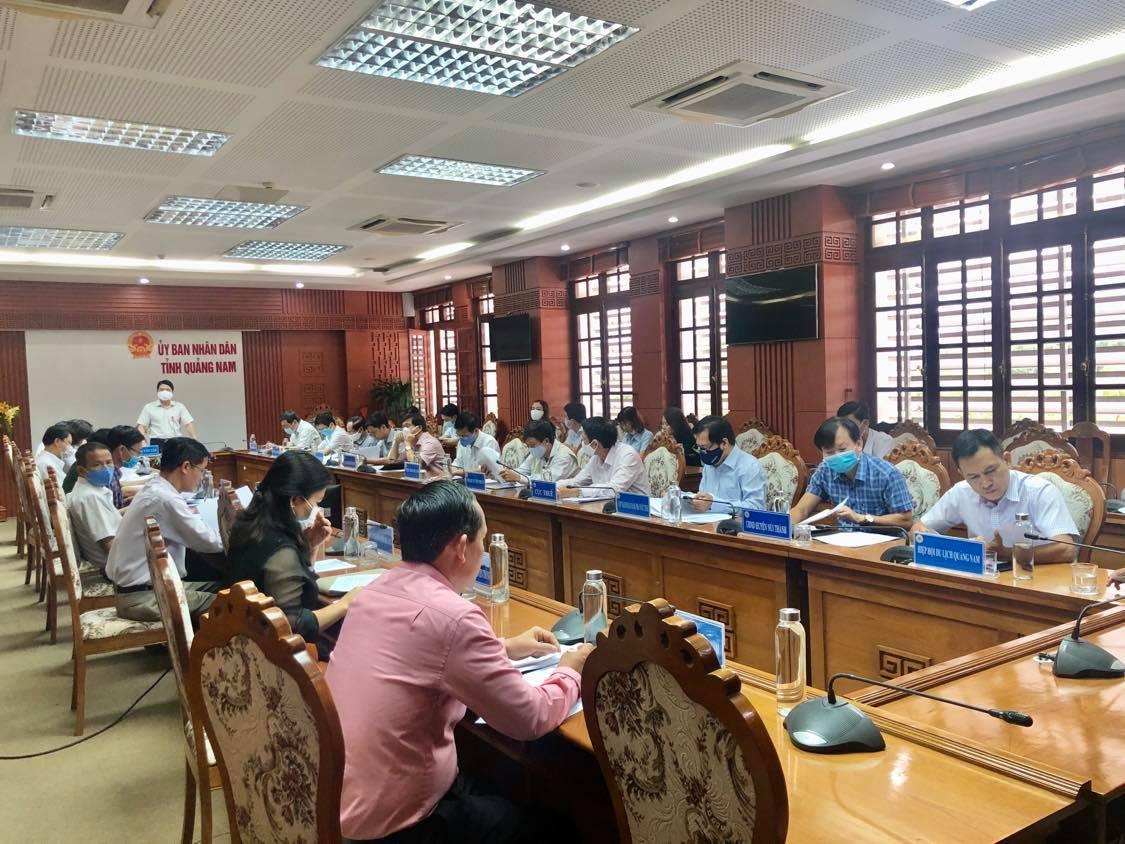Chương trình hành động thúc đẩy phát triển du lịch Quảng Nam trong thời gian đến