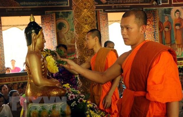 Tết Chôl Chnăm Thmây ở Trà Vinh tạm dừng một số hoạt động