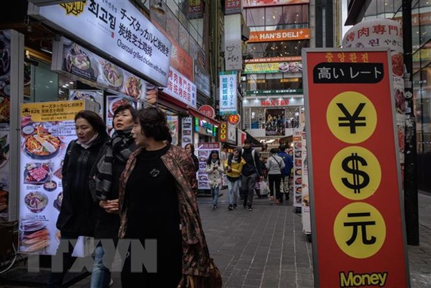 Lượng khách du lịch tới Hàn Quốc giảm hơn 90% trong tháng Ba