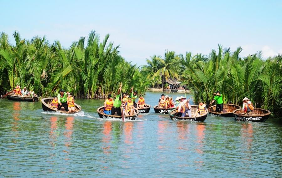 Cẩm Thanh (Quảng Nam) khôi phục hoạt động du lịch