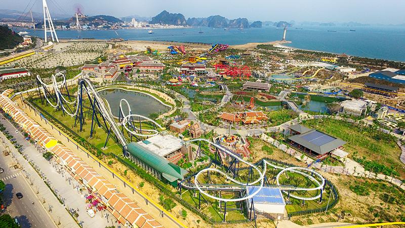 Đa dạng hoạt động du lịch hè tại Quảng Ninh