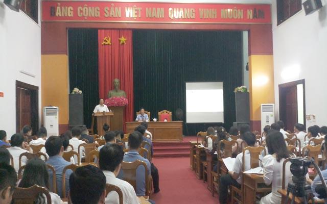 Hà Tĩnh: Hội nghị triển khai chương trình kích cầu Du lịch và giải pháp khắc phục thiệt hại sau dịch Covid -19